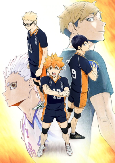Download Haikyuu!! To the Top (main) Anime