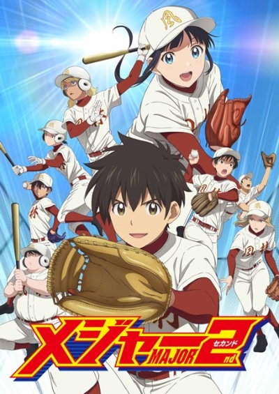 Download Major 2nd (2020) (main) Anime
