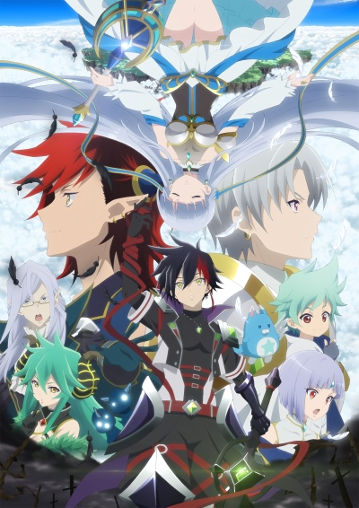 Download Shironeko Project: Zero Chronicle (main) Anime