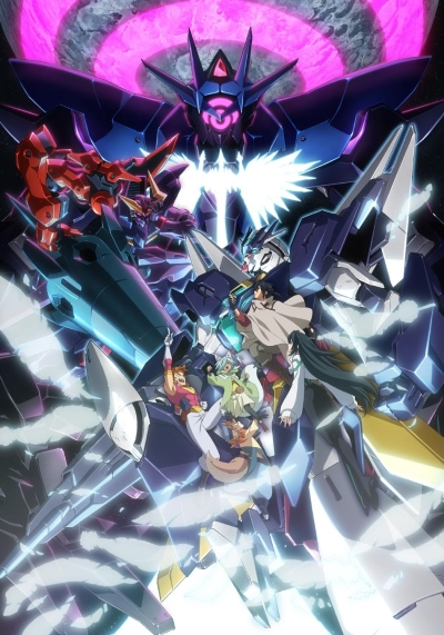 Download Gundam Build Divers Re:Rise (2020) (main) Anime