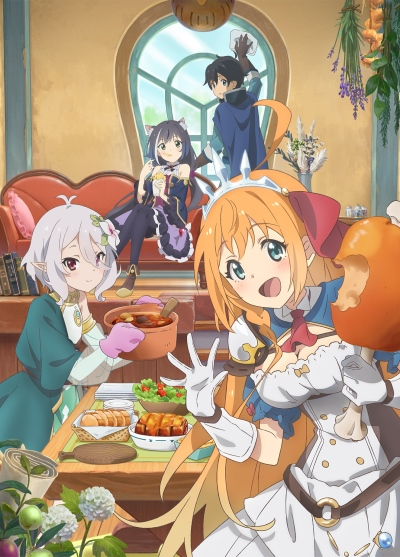 Download Princess Connect! Re:Dive (main) Anime
