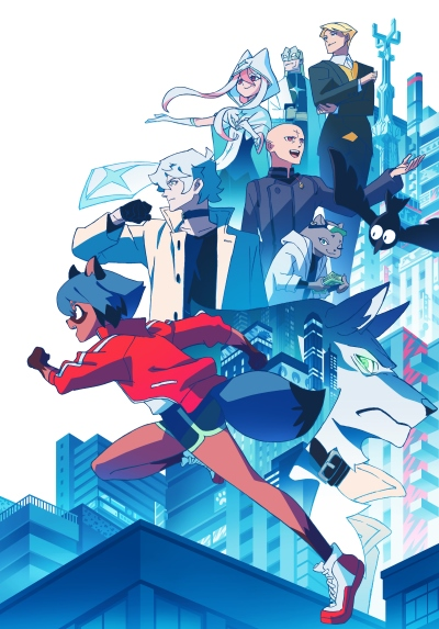 Download BNA (main) Anime