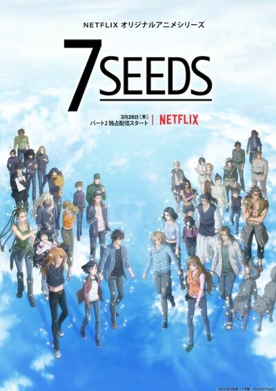 Download 7 Seeds (2020) (main) Anime