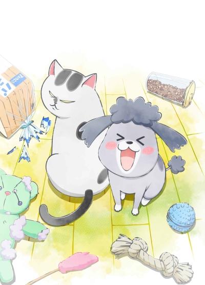 Download Inu to Neko Docchi mo Katteru to Mainichi Tanoshii (main) Anime
