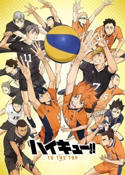 Download Haikyuu!! To the Top (2020) (main) Anime