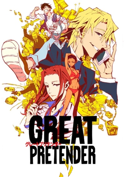 Download Great Pretender (main) Anime