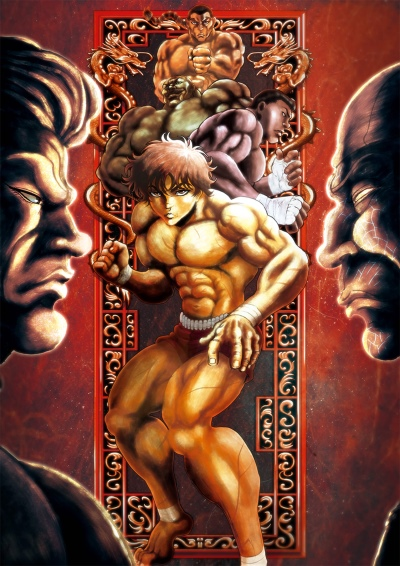 Download Baki (2020) (main) Anime