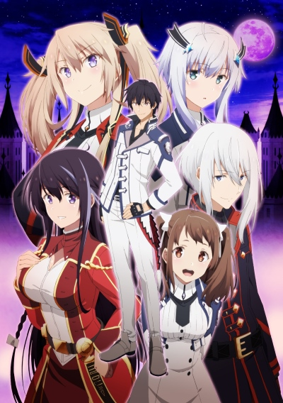 Download The Misfit of Demon King Academy: History`s Strongest Demon King Reincarnates and Goes to School with His Descendants (synonym) Anime