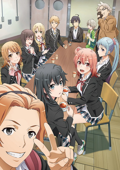 Download Yahari Ore no Seishun LoveCome wa Machigatte Iru. Kan (main) Anime