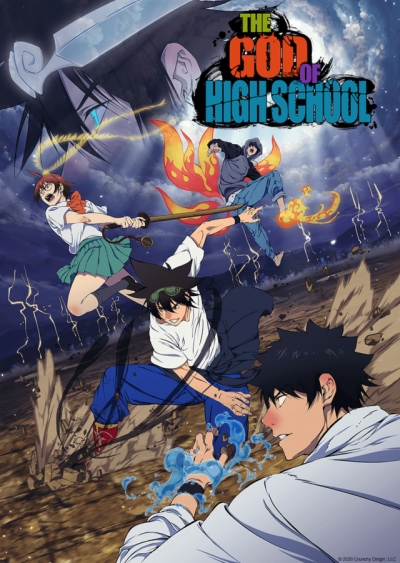 Download The God of High School (main) Anime