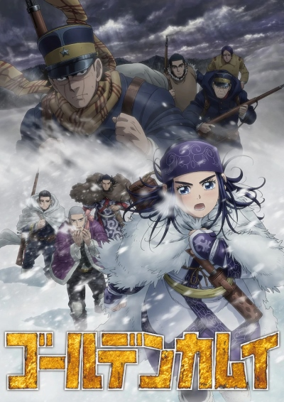 Download Golden Kamuy (2020) (main) Anime