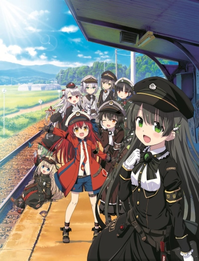 Download Rail Romanesque (main) Anime