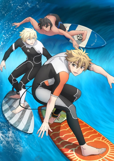 Download Wave!! Surfing Yappe!! (main) Anime