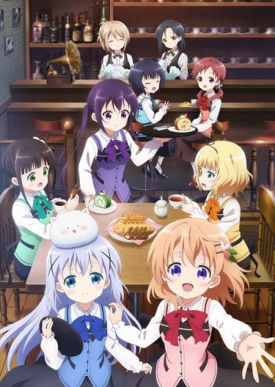 Download Gochuumon wa Usagi Desuka? Bloom (main) Anime