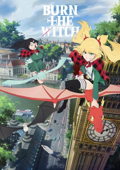 Download Burn the Witch (main) Anime