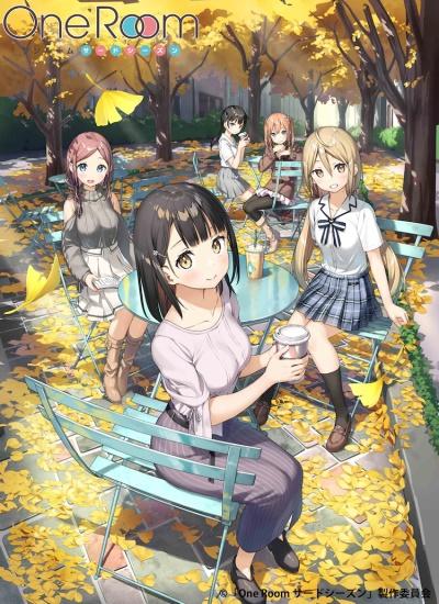 Download One Room: Third Season (main) Anime