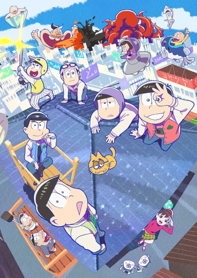Download Osomatsu-san (2020) (main) Anime