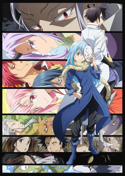 Download Tensei Shitara Slime Datta Ken (2021) (main) Anime