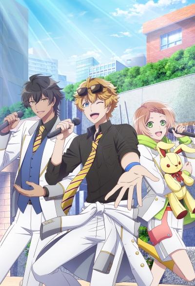 Download I-Chu: Halfway Through the Idol (main) Anime