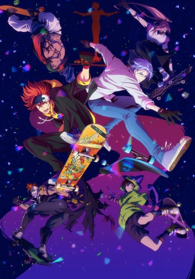 Download SK8 (main) Anime