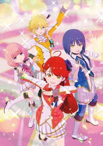 Download Idolls! Idol Survival (main) Anime