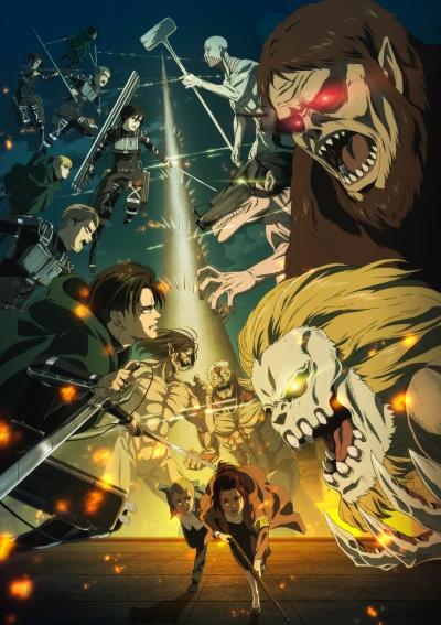 Download Shingeki no Kyojin: The Final Season (main) Anime