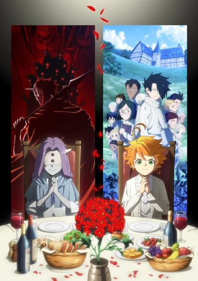 Download Yakusoku no Neverland (2021) (main) Anime