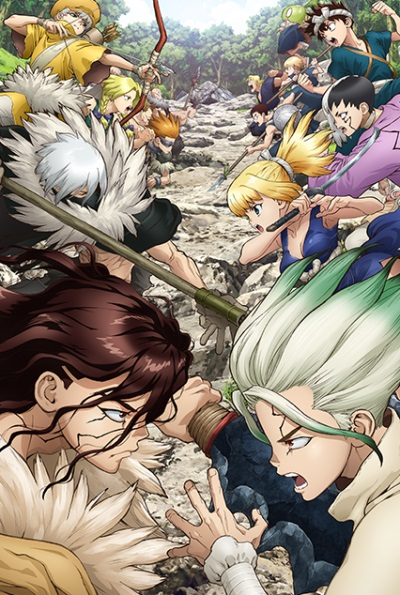 Download Dr. Stone: Stone Wars (main) Anime