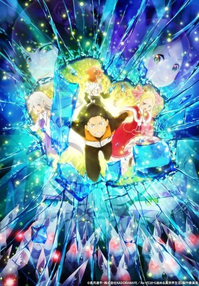 Download Re:Zero kara Hajimeru Isekai Seikatsu (2021) (main) Anime
