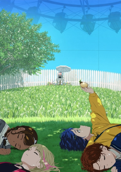 Download Wonder Egg Priority (main) Anime