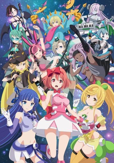 Download Wixoss Diva(A)Live (main) Anime