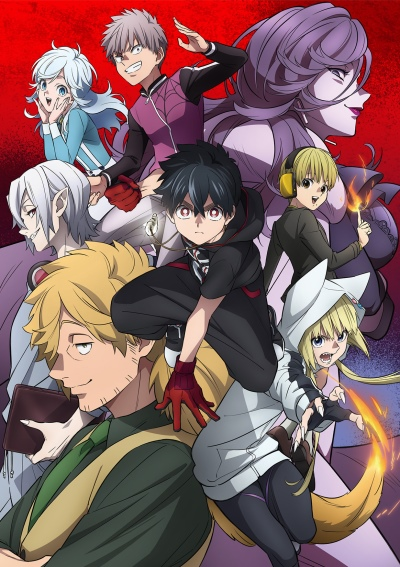 Download Kemono Jihen (main) Anime