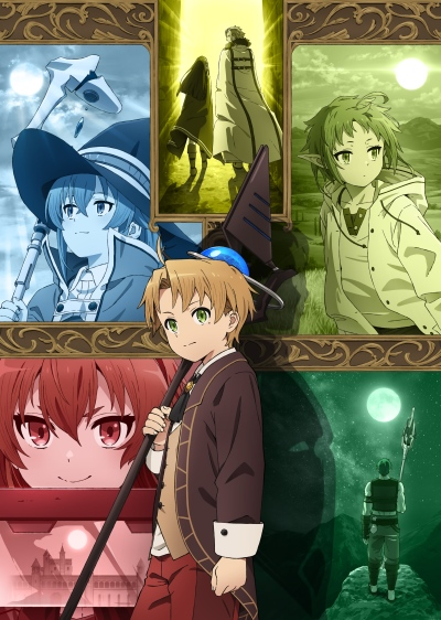 Download Mushoku Tensei: Isekai Ittara Honki Dasu (main) Anime