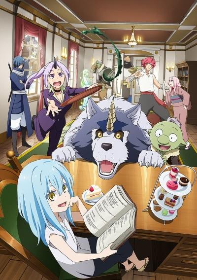 Download Tensura Nikki: Tensei Shitara Slime Datta Ken (main) Anime