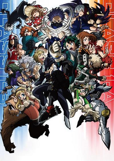 Download Boku no Hero Academia (2021) (main) Anime