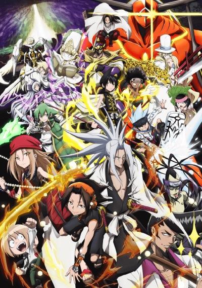 Download Shaman King (2021) (main) Anime