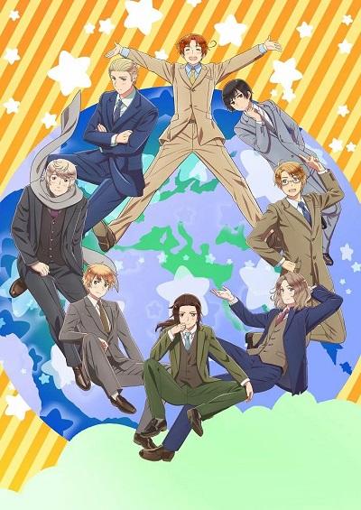 Download Hetalia: World Stars (main) Anime