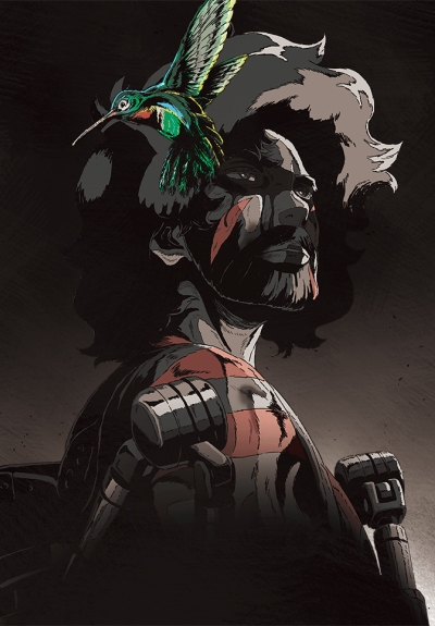 Download Nomad: Megalo Box 2 (main) Anime