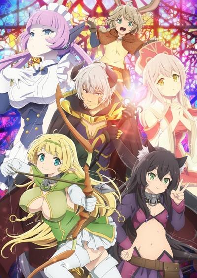Download Isekai Maou to Shoukan Shoujo no Dorei Majutsu Omega (main) Anime