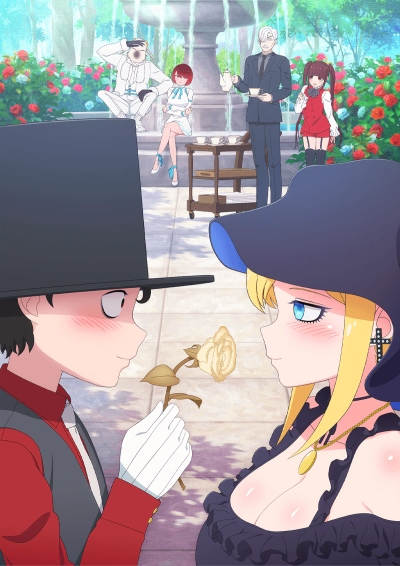 Download Shinigami Bocchan to Kuro Maid (main) Anime