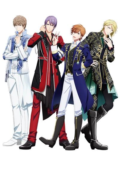 Download TsukiPro the Animation 2 (main) Anime