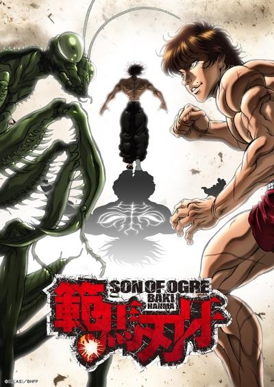 Download Hanma Baki: Son of Ogre (main) Anime