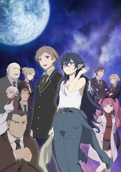 Download Tsuki to Laika to Nosferatu (main) Anime
