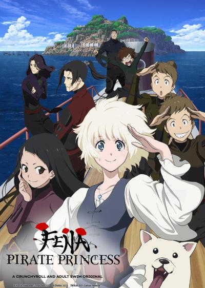 Download Kaizoku Oujo (main) Anime
