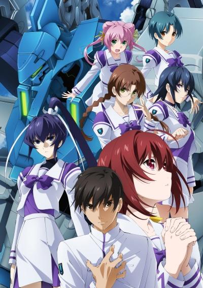 Download Muv-Luv Alternative (main) Anime