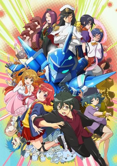 Download Gyakuten Sekai no Denchi Shoujo (main) Anime