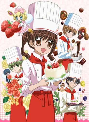 Download Yumeiro Patissiere Professional (synonym) Anime