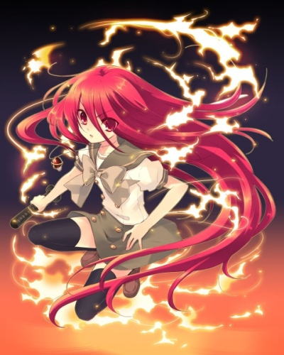 Download Shakugan no Shana S (main) Anime