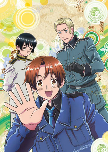 Download Hetalia: Axis Powers (main) Anime