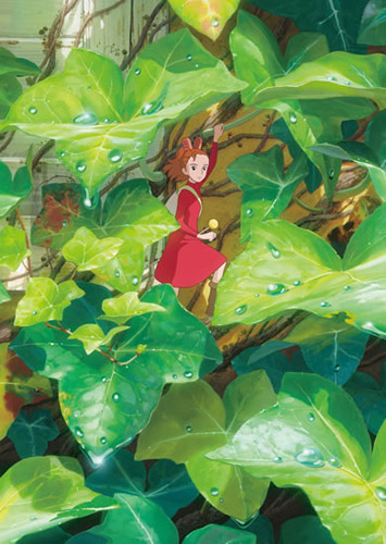 Download Karigurashi no Arrietty (main) Anime
